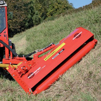 Mounted mulcher / hammer / PTO-driven