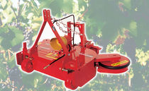 Open field rotary cutter / for landscaping / arboriculture