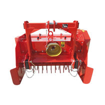 Mounted mulcher / PTO-driven / with pick-up rotor