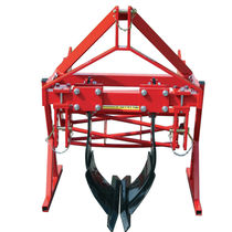 Mounted plow
