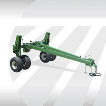 Dolly trailer / single-axle / equipment