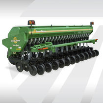 Mechanical seed drill / 3-point hitch / tractor-mounted