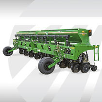 16-row precision seed drill / 3-point hitch / tractor-mounted