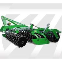 Mounted disc cultivator / trailed / 3-point hitch