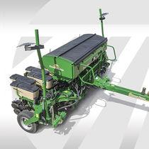 Mechanical planter / 6-row / trailed / depth control