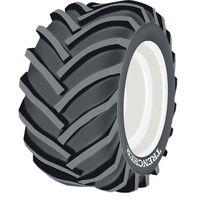 Loader tire / for telehandlers