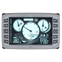 On-board monitor / touch screen / LCD / LED
