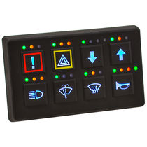 Crop input controller / keypad / on-board / CAN-Bus