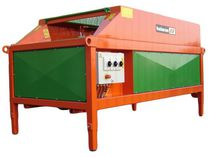 Onion top-tailer / automatic
