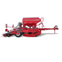 Pneumatic seed drill / trailed / direct / disc
