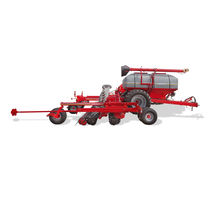 Pneumatic seed drill / trailed / direct / strip-till