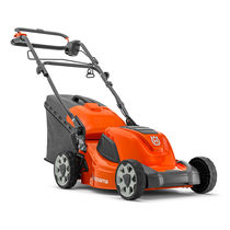 Push lawn-mower / battery-powered