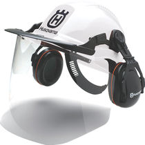 Forestry helmet / protection / with face protection