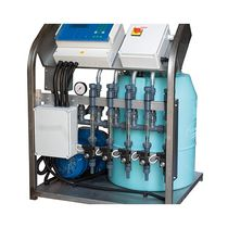 Fertilizer dispenser / nutrient solution / automatic / for pH levels