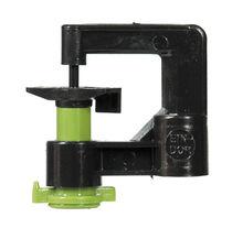 Monojet micro sprinkler / flow-regulated