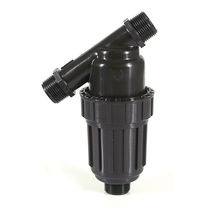 Screen irrigation filter / Y