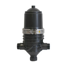 Disc irrigation filter / stainless steel