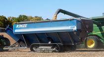 Chaser bin / tracked / grain
