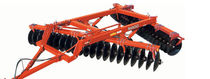Trailed disc harrow / offset