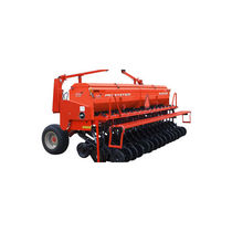 Mechanical seed drill / tractor-mounted / 3-point hitch / no-till