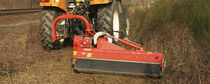 Offset mulcher / flail / PTO-driven