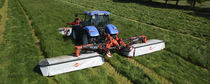 Mounted mower / disc / PTO-driven / folding