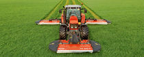 Mounted mower / front-mount / drum / PTO-driven