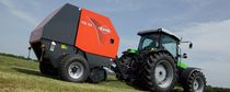 Round baler / fixed chamber
