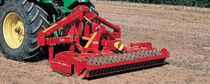 Soil loosening field cultivator / mounted / folding