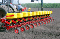 Disc precision seed drill / trailed / rigid