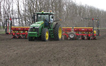 16-row precision seed drill / 24-row / double-disc / rigid