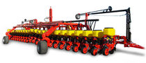 Disc precision seed drill / trailed / 3-point hitch