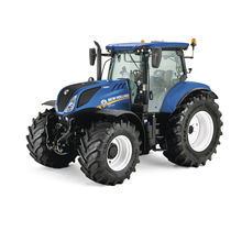 Power-shift tractor / powershuttle / front PTO / with front-loader