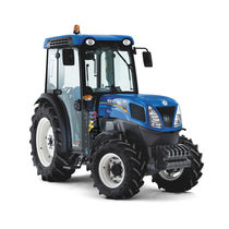Narrow tractor / powershuttle / automatic transmission / compact