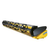 Grain harvesting header / rigid / auger