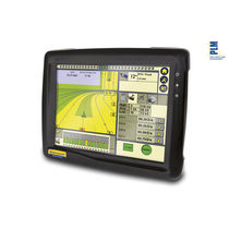 GPS / on-board / with touchscreen / for tractors