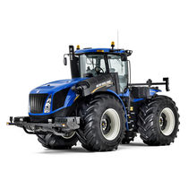 Power-shift tractor / 3-point hitch / front PTO / with cab