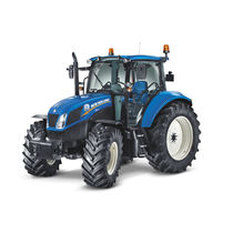 Mechanical transmission tractor / compact