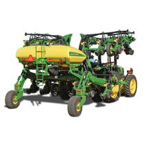 Folding precision seed drill / disc / wide row / strip-till