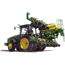 12-row precision seed drill / folding / disc