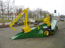 Beet cleaner-loader / potato / self-propelled
