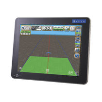 Crop input controller / on-board / for tractors