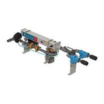 Spraying control system / flow-control