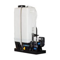 Spraying control system