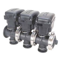 Irrigation valve / control / hydraulic / stainless steel