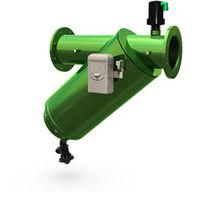 Screen irrigation filter / metal / semi-automatic