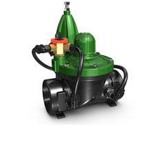 Irrigation valve / control / electric / manual