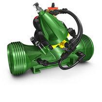 Irrigation valve / control / hydraulic
