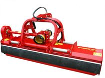 Front-mount mulcher / flail / hydraulic