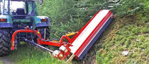 Offset mulcher / flail / hydraulic